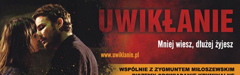 """Blog """"Uwikłanie"""" - wspólnie z Zygmuntem Miłoszewskim piszemy opowiadanie kryminalne"""
